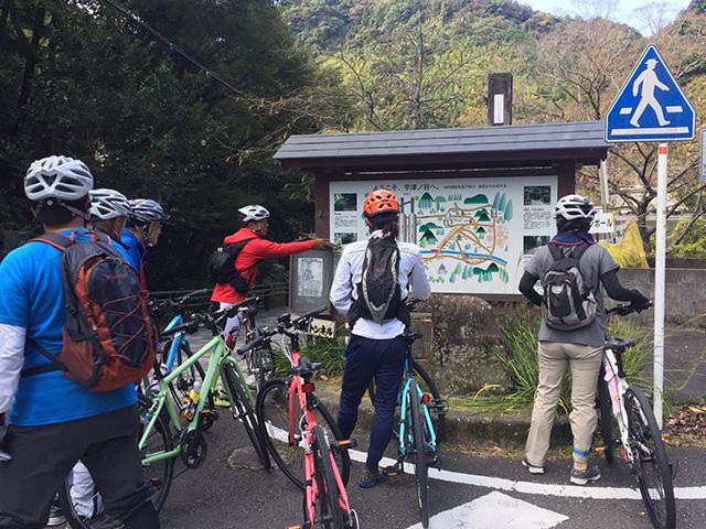 1月26日開催自転車初心者歓迎静岡ぶらり自転車の旅浜街道から旧